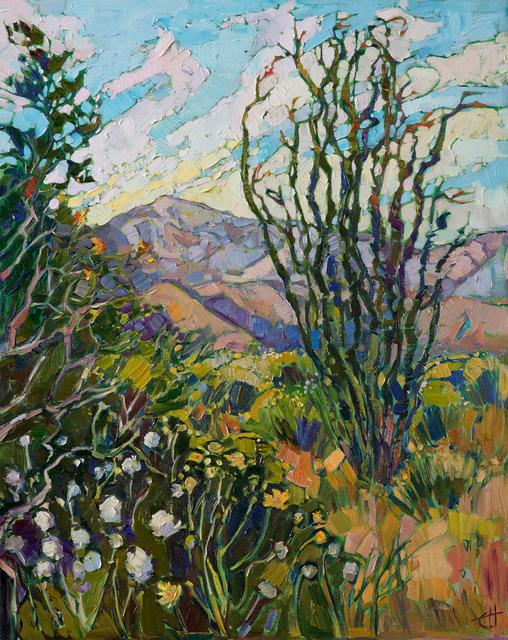 , 'Borrego in Green,' 2017, The Erin Hanson Gallery
