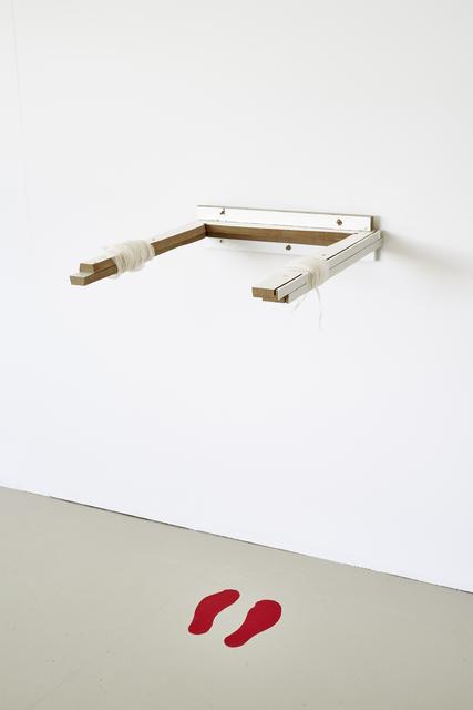 , 'H-18.1 (Einmal täglich),' 2018, Galerie Mark Müller