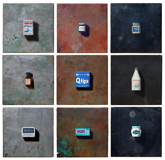 , 'Medicine Cabinet ,' , Haley Fine Art
