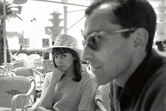 , 'Jean-Luc Godard and Anna Karina, Cannes Film Festival.,' 1960, Galerie XII