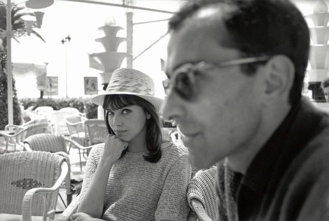 Luc Fournol, 'Jean-Luc Godard and Anna Karina, Cannes Film Festival.', 1960, Galerie XII