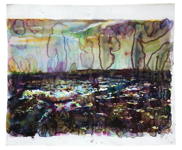 , 'Nichts als Wasser,' 2016, In Situ - Fabienne Leclerc
