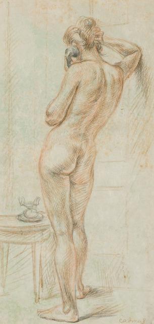 Paul Cadmus, 'Untitled, Standing Woman', Doyle
