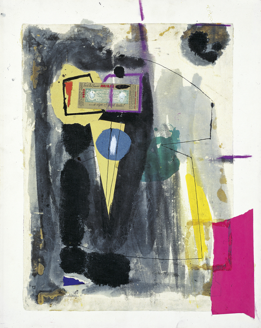 Robert Motherwell, 'Untitled,' 1943, Dedalus Foundation