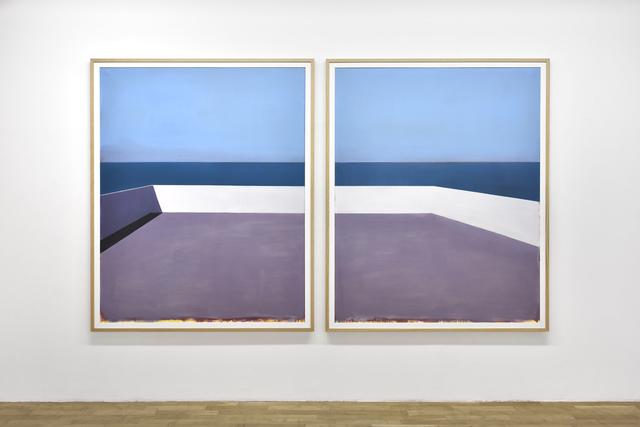 , 'Paysage 145,' 2017, Isabelle Gounod
