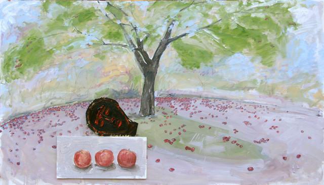 Ted Fullerton, '3 Graces (Axis Mundi)', Bau-Xi Gallery