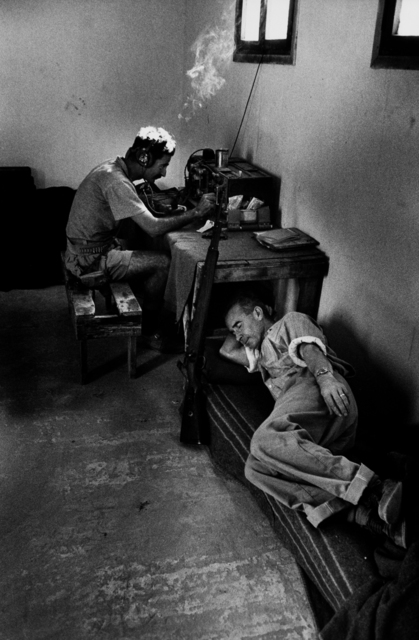 , 'Watch on the border, Israel,' 1953, Vision Neil Folberg Gallery