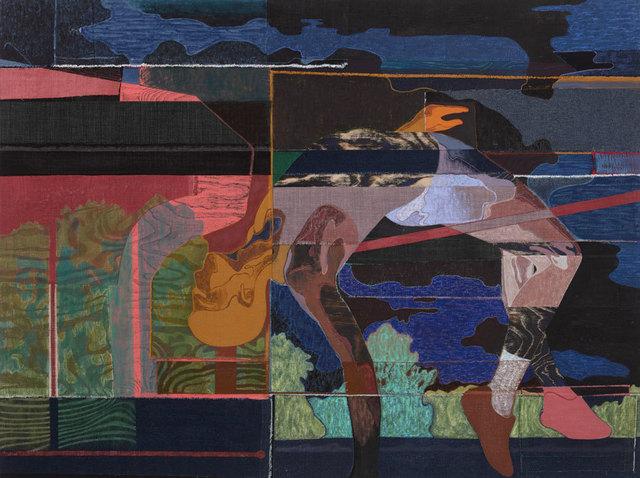 Ivan Andersen, 'Overligger', 2020, Galleri Bo Bjerggaard