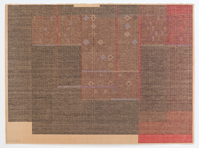 , 'Ni Una Mas,' 2014, Adams and Ollman
