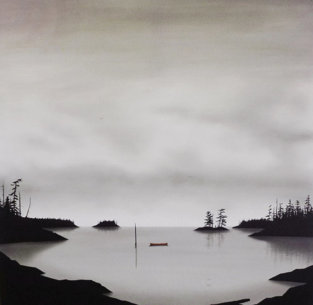 Natasha Miller, 'We Live in a Beautiful World', 2019, Petroff Gallery