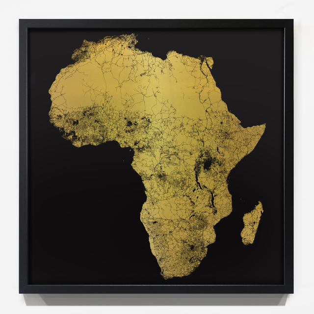 , 'Sacred Continent Africa,' 2017, London Contemporary Art / Store Street Gallery