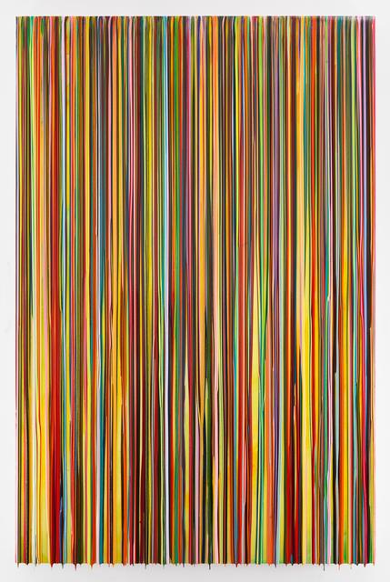 , 'CANNOTGETUSEDTOTHEEVERYTHING,' 2016, Miles McEnery Gallery