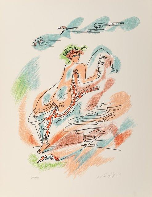 André Masson, 'L'Amour', 1967, Heritage Auctions