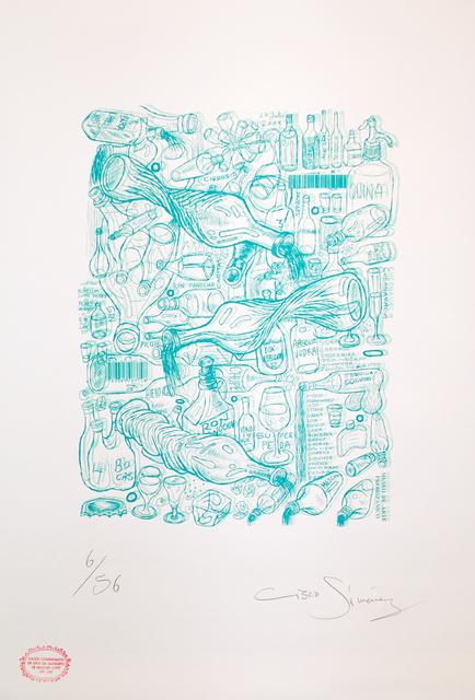 , 'Cuantas botellas desde entonces,' 2010, Ruiz-Healy Art