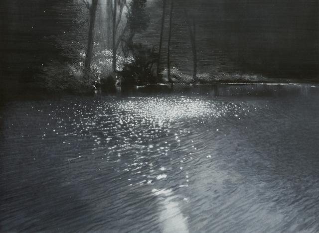 , 'Water, Air, Light,' 2015, Rebecca Hossack Art Gallery