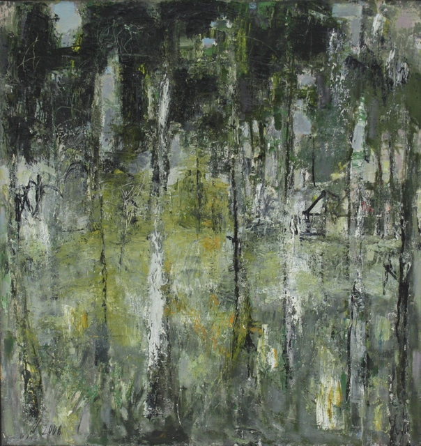 , 'Birches,' 2007-2008, TNK Art Gallery