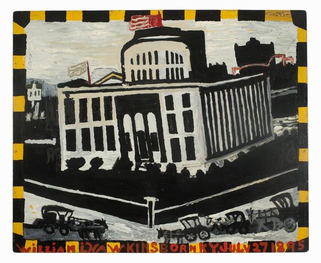 William Hawkins, 'Ohio State House #3', 1986, Ricco/Maresca Gallery