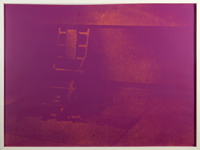 Andy Warhol, 'Electric Chair #76', 1971, Rago/Wright