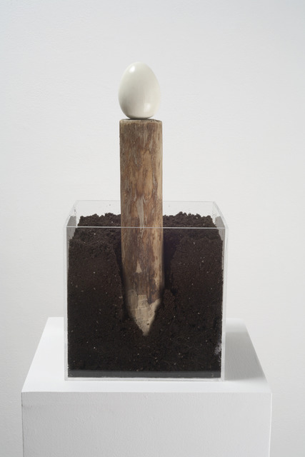 , 'Stake and Egg,' 2007, Ronald Feldman Gallery