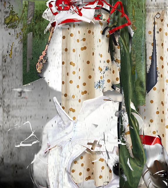 , 'Head Nurse,' 2017, Catharine Clark Gallery