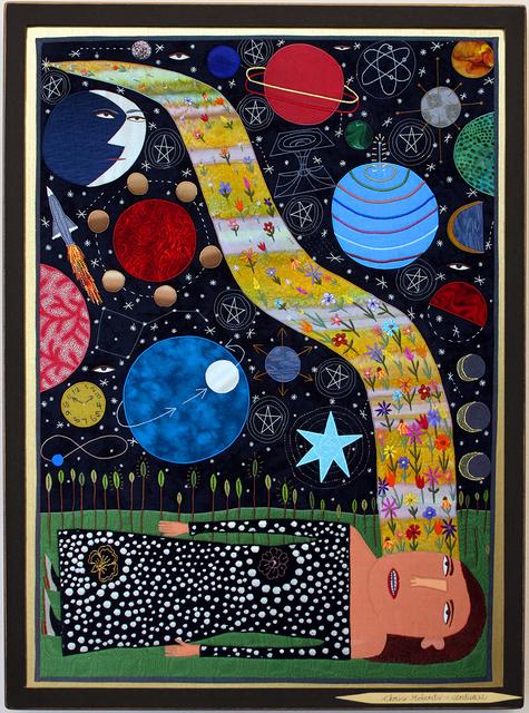 , 'Prayers Into Space,' 2013, Antieau Gallery