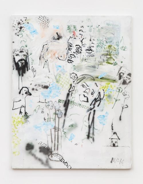 , 'Chewing Gum,' 2016, Nina Johnson