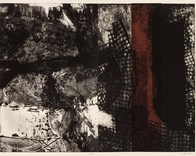 , 'Petra I,' 1986-1997, Meem Gallery