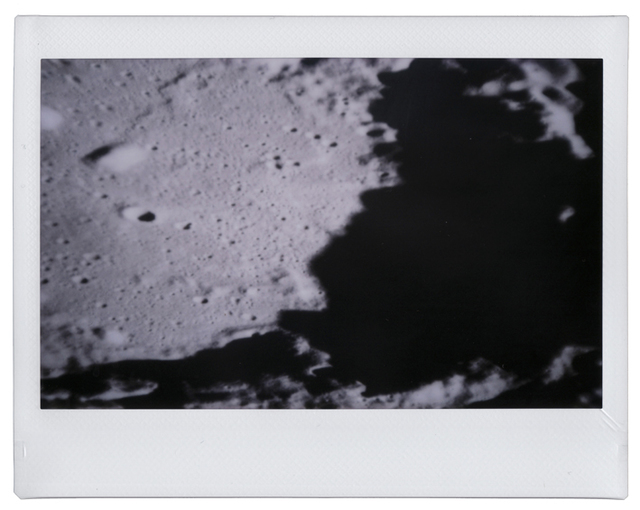 , 'Lunar orbit_Moon,' 2013, Pasto