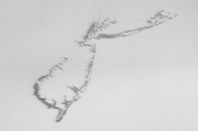 , 'Pin River—Sandy,' 2013, Parrish Art Museum