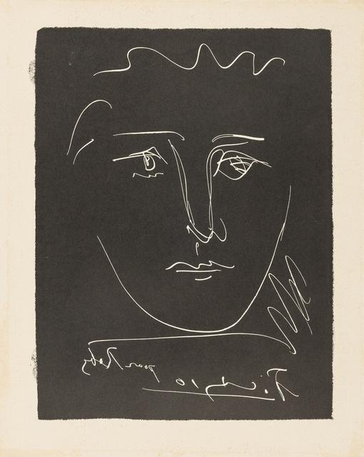 Pablo Picasso, 'Pour Roby, from L'age de Soleil', 1950, Print, Helio-gravure, Forum Auctions
