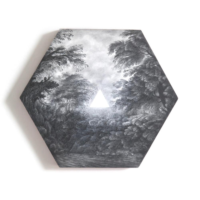 , 'Liminal Space Form II,' 2015, bo.lee gallery