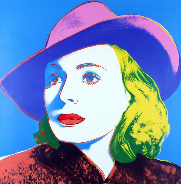 Andy Warhol, 'Ingrid Bergman With Hat (FS II.315)', 1983, Gormleys Fine Art