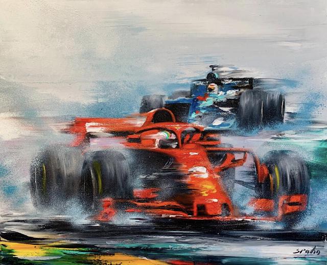 Victor Spahn, 'F1', ca. 2019, Marumo