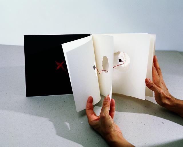 , 'Ponto a Ponto, da série Livros-Objetos,' 1976, Galeria Millan