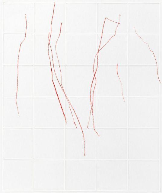 , 'Gitter / Linien,' 2009, Bernhard Knaus Fine Art