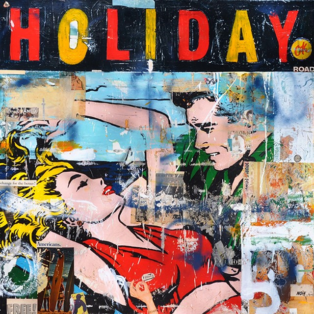 , 'Holiday,' 2017, Caldwell Snyder Gallery