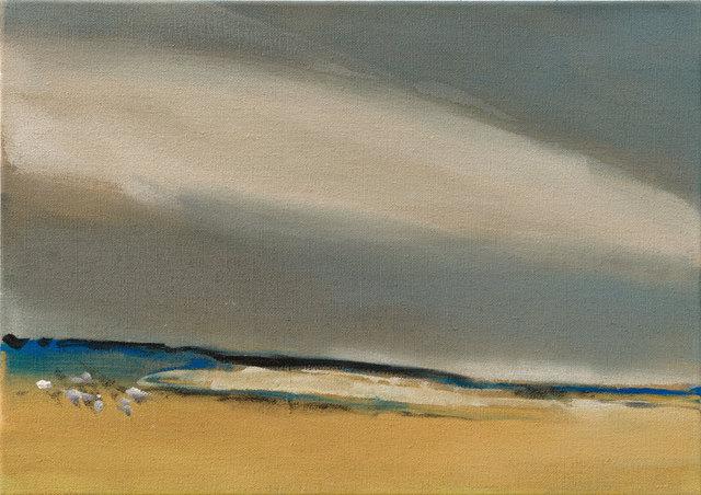 , 'Cloud Painting,' 2018, KEWENIG