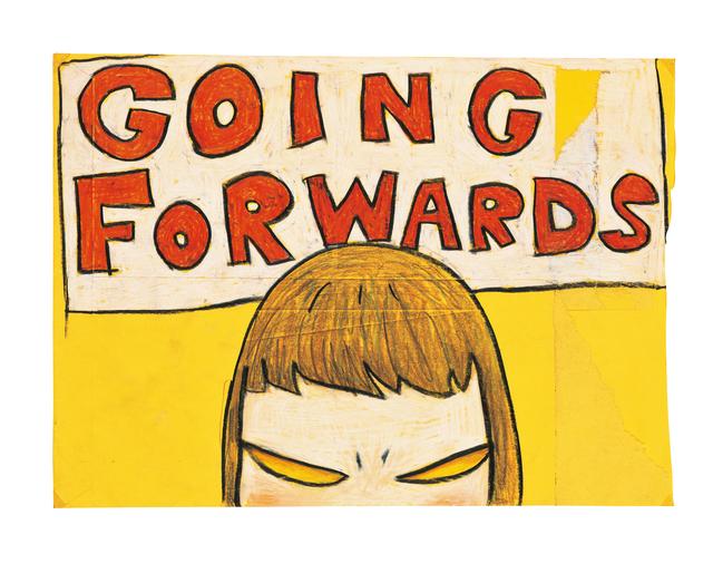 Yoshitomo Nara, 'Going Forwards', n/a, Seoul Auction
