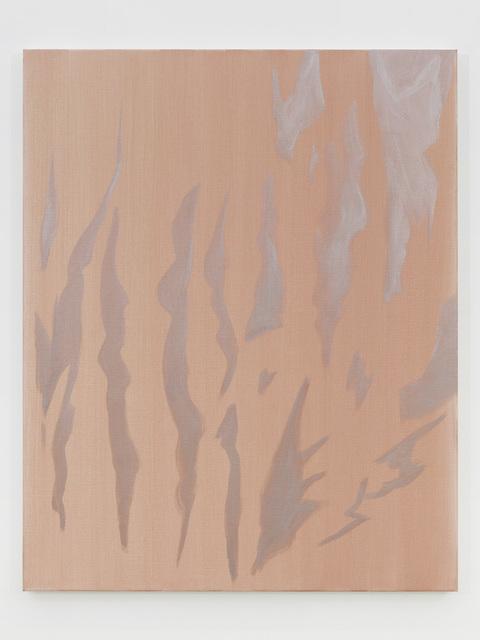 Evi Vingerling, 'Untitled', 2014, Painting, Acrylic and gouache on linen, Kristof De Clercq