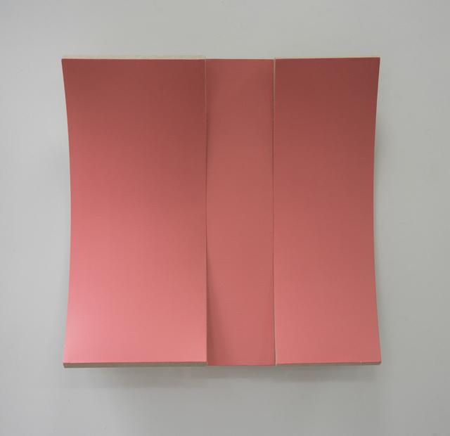 Jan Maarten Voskuil, 'Dirty pink ', 2019, Sebastian Fath Contemporary