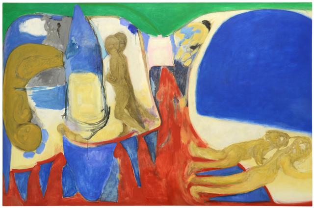 , 'Return,' 2015, FRED.GIAMPIETRO Gallery