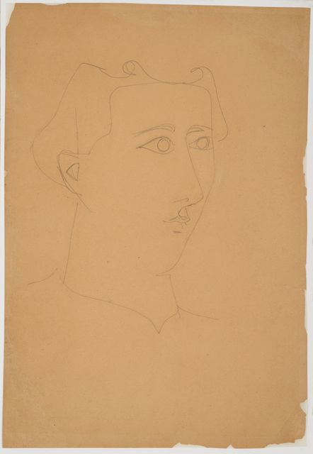 , 'Untitled (Portrait of a Lady),' ca. 1941, Allan Stone Projects