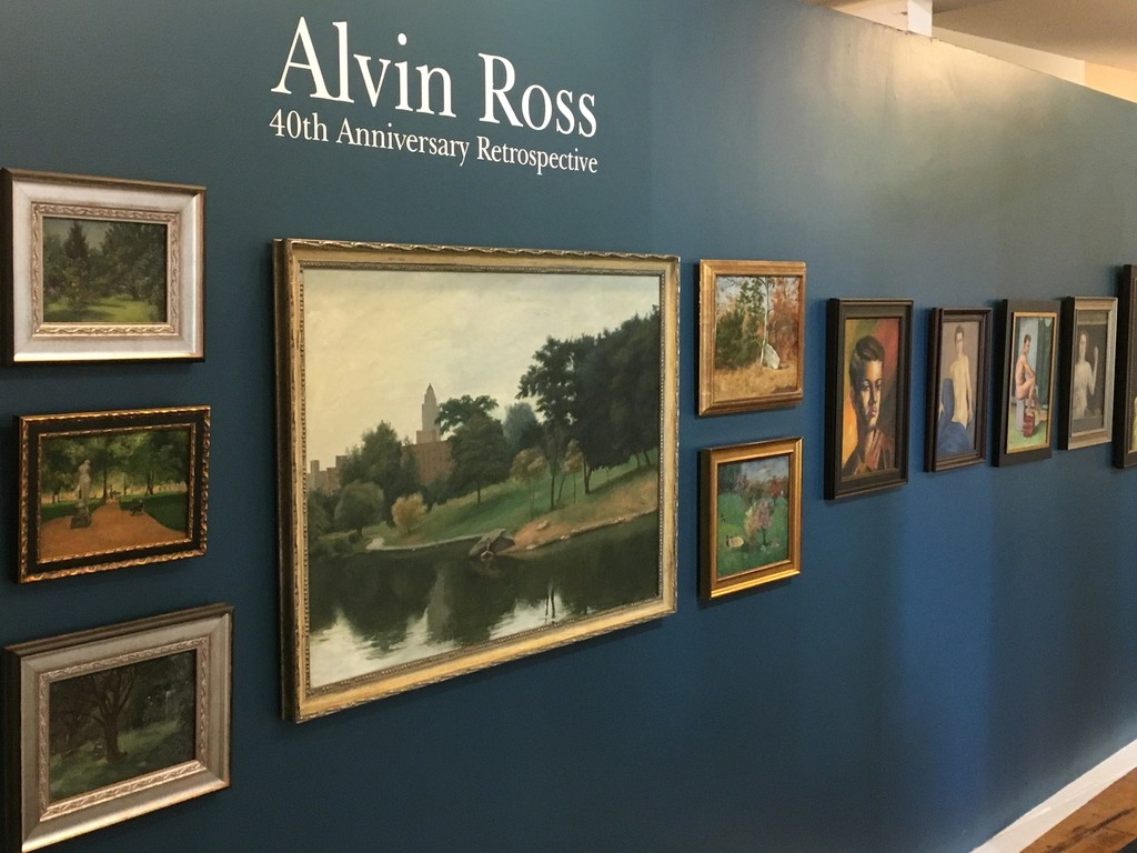 Alvin Ross 40th Anniversary Retrospective