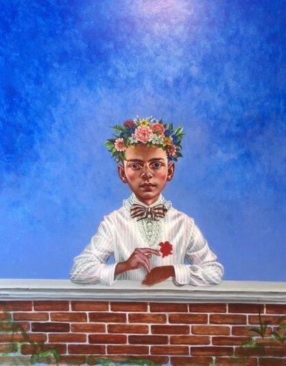 , 'Ostera,' 2019, Nancy Hoffman Gallery