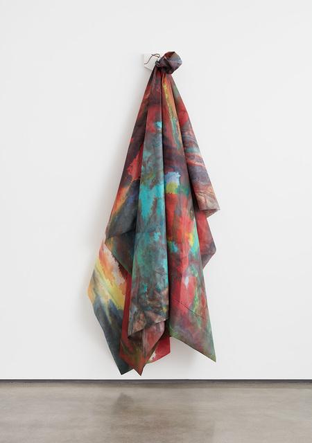 Sam Gilliam, 'Untitled', 2018, David Kordansky Gallery