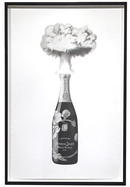 , 'Celebrating Destruction - Perrier Jouet,' 2015, UNIX Gallery