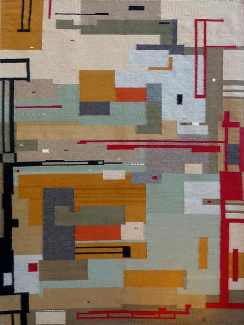 , 'Textil ,' , Lux Perpetua Art Centre