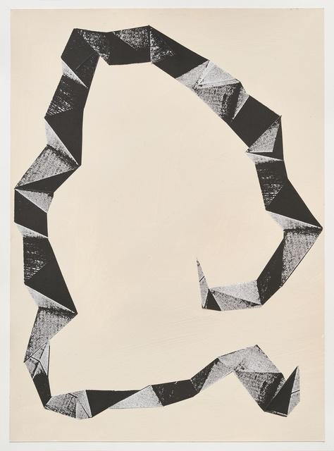 , 'Schlange,' 2016, Galerie Lisa Kandlhofer