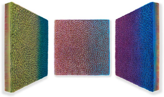 , 'Blue Maze,' 2018, The House of Fine Art