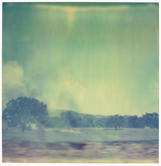 Stefanie Schneider, 'Burning Field IV (Last Picture Show)', 2004, Instantdreams